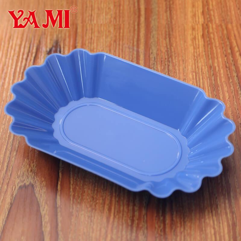 YAMI Household Coffee Bean Display Tray PP Colorful Coffee Bean Tray