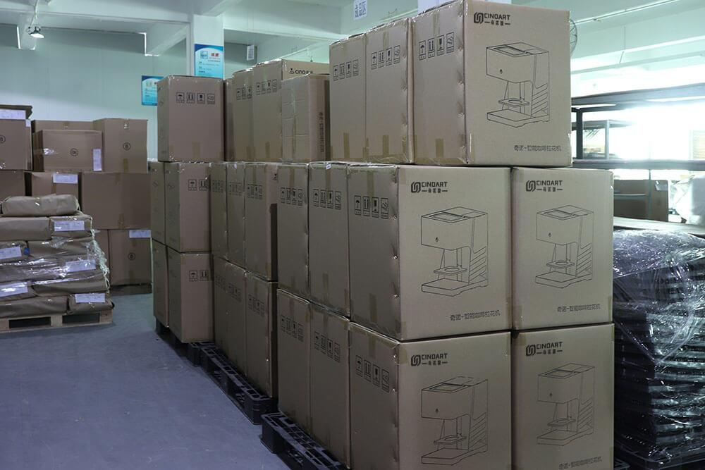 coffeeprinter warehouse