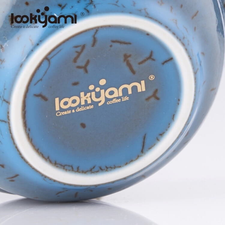 Ceramic cupping bowl