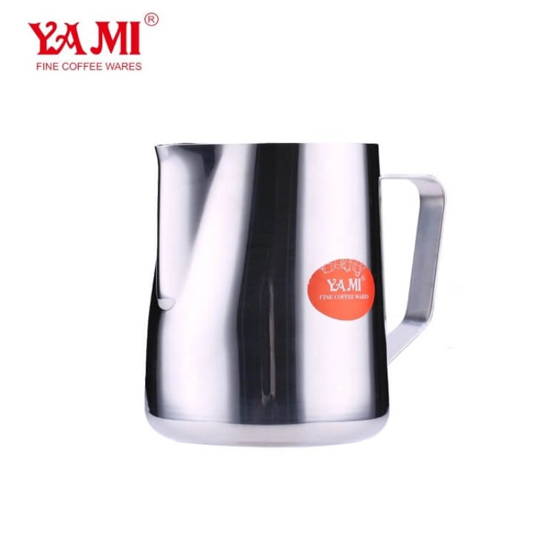 High Quality New Design Stainless Steel Milk Frothering Pitcher