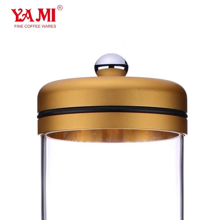 Wall-Hanging Coffee Bean Container