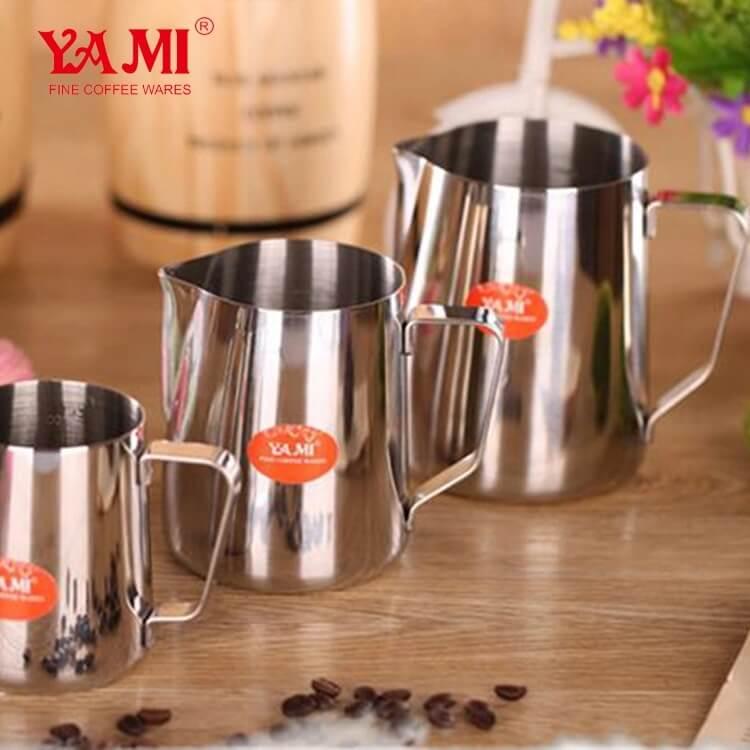 Coffee Milk Pitcher