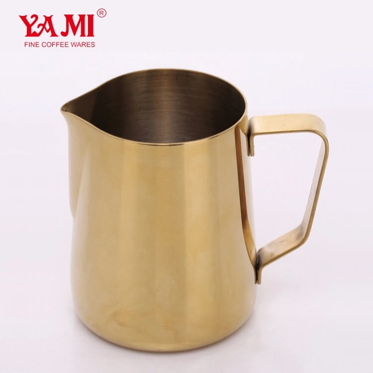 Stainless Steel Milk Frothering