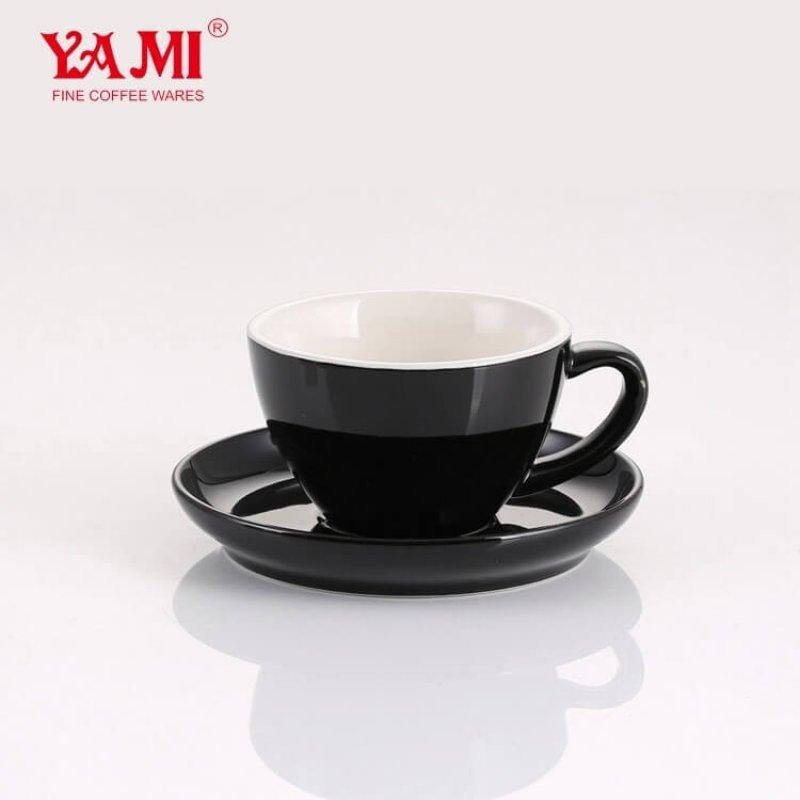 90CC New Design Ceramic Espresso Coffee and Tea Cup