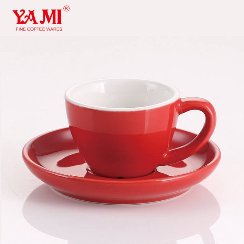 Exported to Aisa OEM Ceramic Coffee Cup