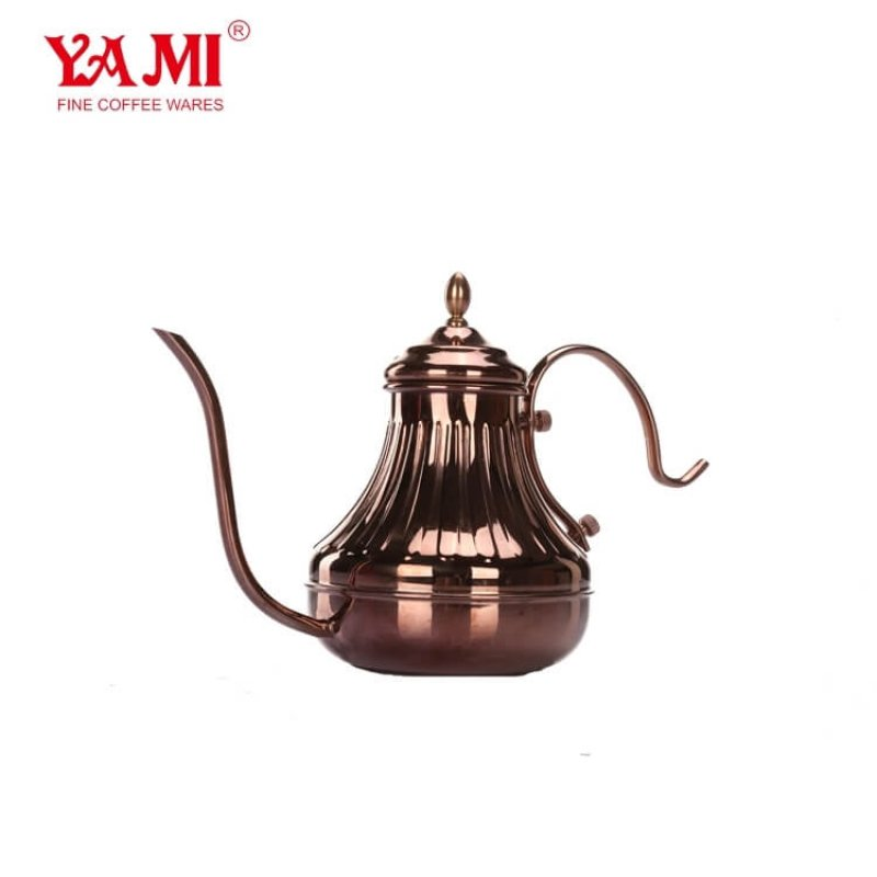 Classical and Luxury Drip Coffee Kettle